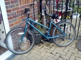 SOLD - Ladies Townsend Mountain Bike, fully serviced.