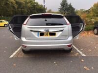 Ford Focus Titanium Silver 1.6 Diesel TDCI....Only £30 ROAD TAX!!!! FRESH 12months MOT! £2499