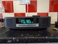 BOSE WAVE CD DAB RDS RADIO ALARM CLOCK MUSIC SYSTEM III 3