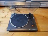 Technics classic turntable