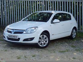 2009 Vauxhall Astra 1.6 VVT 115 DESIGN 5 Doors