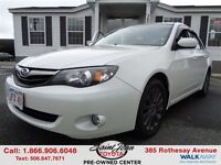 2011 Subaru Impreza 2.5 i Touring Package $127.24 BI WEEKLY!!!