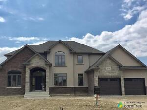 $639,900 - 2 Storey for sale in Belle River