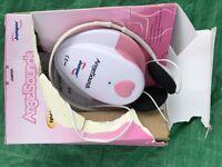 Baby fetal heart detector dopler