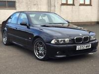 2002 BMW M5 E39 CARBON BLACK FACE LIFT M3