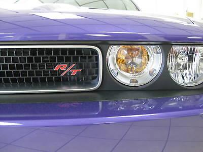 08-14 2014 Dodge Challenger New RT R/T Grille Emblem Nameplate Mopar Factory Oem ()