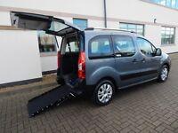 2011 Citroen Berlingo 1.6HDi Multispace XTR Wheelchair Accessible Vehicle Diesel Lowered Floor Ramp