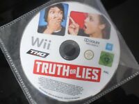 Nintendo Wii - Truth Or Lies and Nintendo Wii - Golden Balls