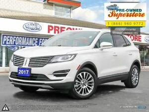 2017 Lincoln MKC Reserve**AWD, leather, Sunroof**
