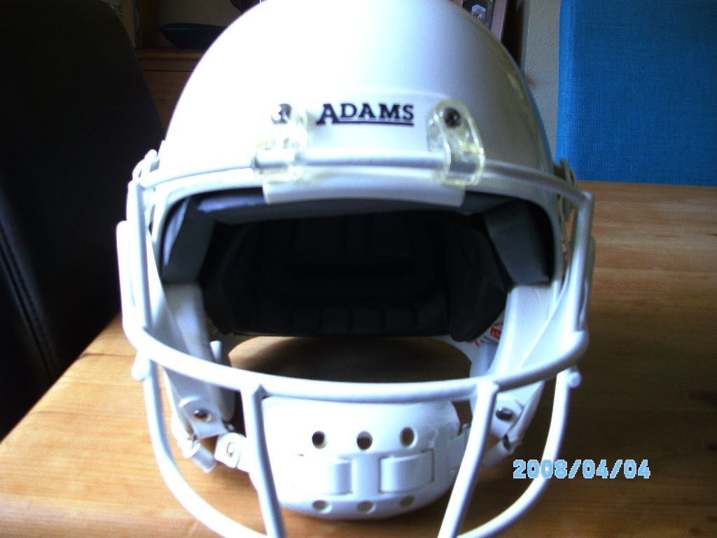 adams a4 adult football helmet