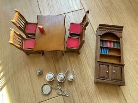 Dolls house furniture bundle