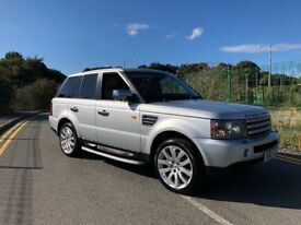 2007 Range Rover Sport 3.6 TDV8 diesel 4x4