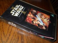 STAR WARS- THE PHANTOM MENACE VHS