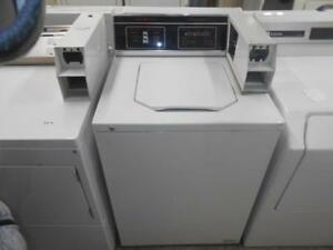LAVEUSE COMMERCIALE GE / GE COMMERCIAL WASHER