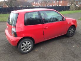 Seat arosa s Ideal run around 700 Ono