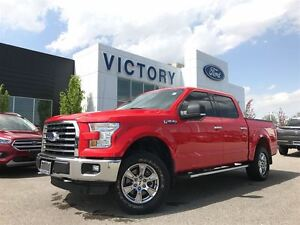 2015 Ford F-150 XLT, Mint Condition, Low Kilometers