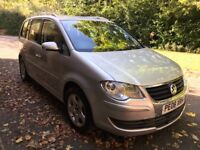 2008 VW Touran 2.0 TDI SE (140 bhp) ***7 Seater MPV (6 Speed)