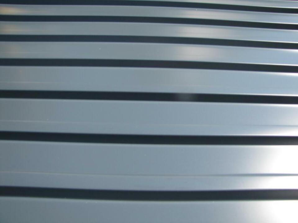 Trapezblech/Trapezprofil anthrazit Dach 2 bis 7 m  zu verkaufen! in Hünxe