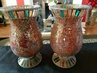 Mosaic Vases