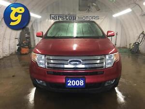 2008 Ford Edge LIMITED*AWD*PANO ROOF*LEATHER*HANDSFREE*POWER LIF Kitchener / Waterloo Kitchener Area image 3