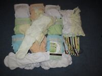 Original pop-in nappy set (used), good condition. Set of 10 nappies.