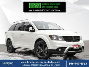 2018 Dodge Journey Crossroad|FWD|7 SEATER|PROXIMITY KEY|SUNROOF|