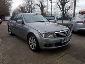 Mercedes-Benz C Class C200 CDI SE 4dr Low Milage Perfect Runner WARRANTY, CAR4YOU DRIVE AWAY TODAY