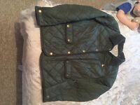 Jack Wills quilted Jacket