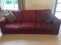 3 Seater & 2 Seater sofas for sale