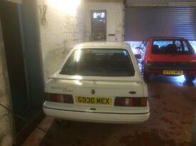 white rs turbo!!