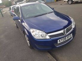 2008 Vauxhall Astra 1.7 CDTI Life, MOT, 7 Stamps in Service History