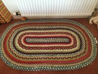 Braided wool rug by PotteryBarn Kids