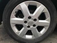 Vauxhall Alloy wheels