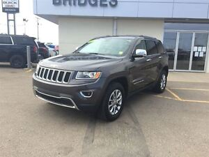 2016 Jeep Grand Cherokee Limited**Leather/Roof and much more**