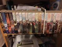 Full set of sharpe novels ( paperback)