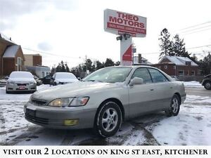 1997 Lexus ES 300 Base | YOU CERTIFY, YOU SAVE