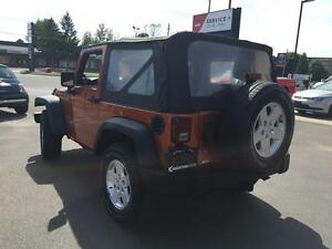 2011 Jeep Wrangler Kingston Kingston Area image 8