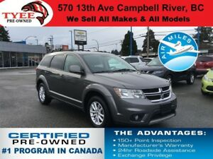 2013 Dodge Journey SXT DVD Rear Camera