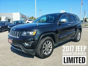 2016 Jeep Grand Cherokee Limited Leather Sunroof  FREE Delivery