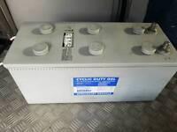 Heavy duty leasure battery and invertor