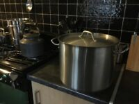 JUDGE STAINLESS STEEL POT