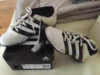 BNWT adidas football boots size 2