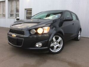 2016 Chevrolet Sonic LT, REAR VIEW CAMERA, BLUETOOTH, SUNROOF.
