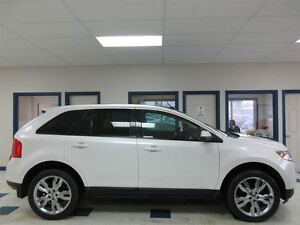 2013 Ford Edge SEL AWD CUIR TOIT PANORAMIQUE GPS 96800 KM !