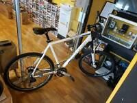 Boardman Custom Road bike 3XB comp bike DRC