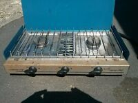 Camping Gaz Camping Chef Twin burner with Grill