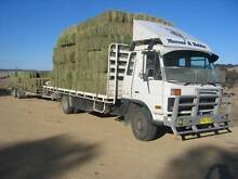 QUALITY LUCERNE, LIVESTOCK AND HORSE HAY FROM $16.00 PER BALE Goulburn Goulburn City Preview
