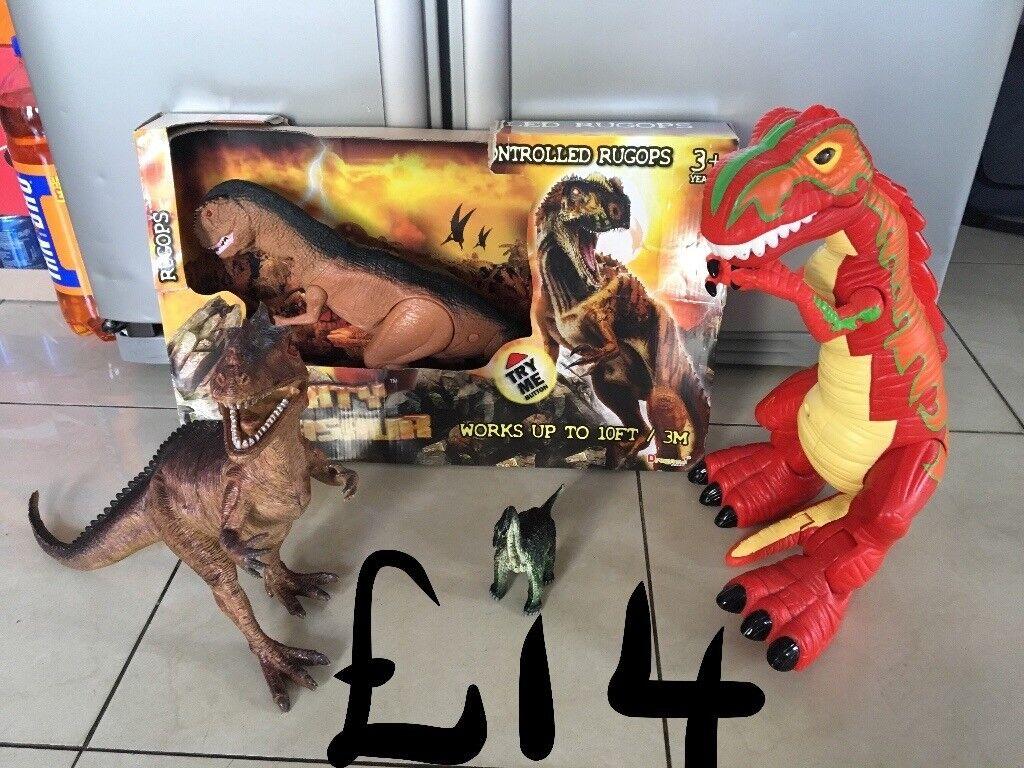 Dinosaur chuckington bundle two off