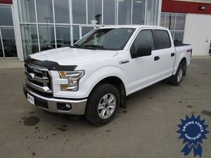 2016 Ford F-150 XLT Supercrew 4X4 Short Box - 72,391 KMs