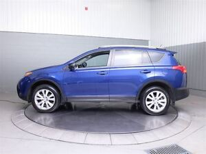 2014 Toyota RAV4 LIMITED AWD MAGS TOIT CUIR NAVIGATION West Island Greater Montréal image 13